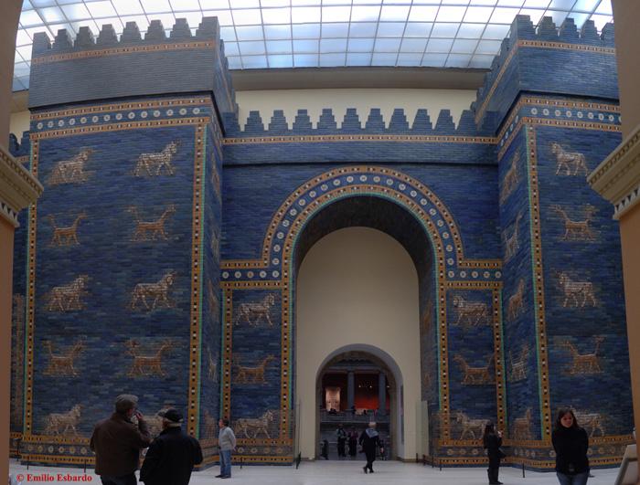 Speciale in citt il museo di pergamo il nuovo - Porta di mileto ...
