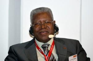 Il vice Ministro dell'Angola Paulino Baptista - Foto: Emilio Esbardo