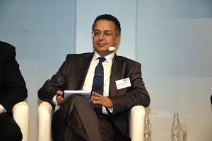 Il ministro del turismo del Marocco Lahcen Haddad - Foto: Emilio Esbardo