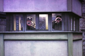 All'interno dell'istallazione di Yadegar Asisi - Foto: Emilio Esbardo