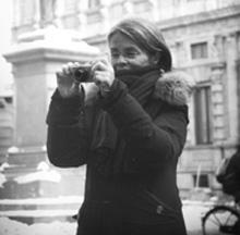 fotografa-Margherita-Lazzati-autoritratto