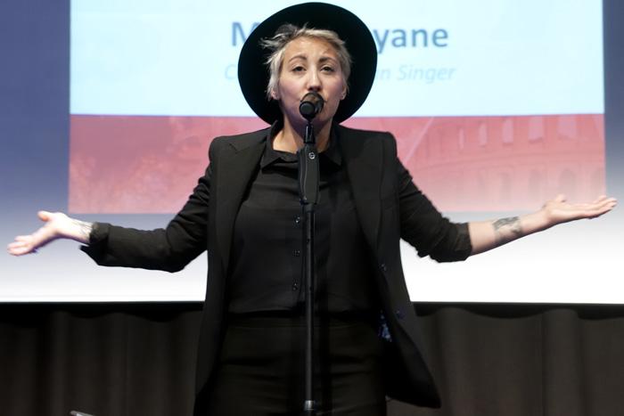 Intervista con la cantante Malika Ayane | | il Nuovo ...