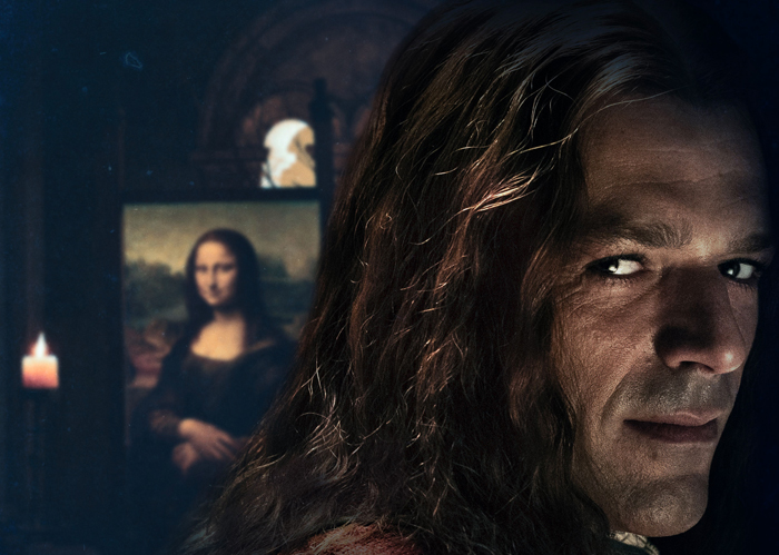 "Immagine dal film ""Io, Leonardo"""